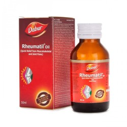 Ревматил масло (Rheumatil Oil Dabur), 50мл.