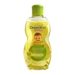 Детский шампунь с оливковым маслом (Olive Shampoo DERMOVIVA BABY), 200 мл.