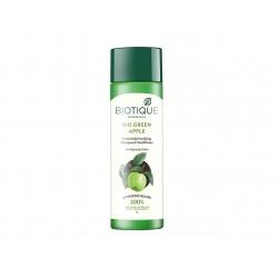 Шампунь-кондиционер БИОТИК био зеленое яблоко (BIOTIQUE bio green apple Shampoo&Conditioner),190мл