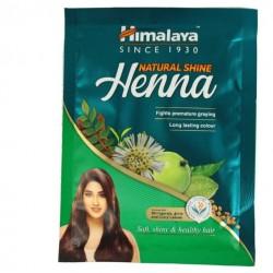 Натуральная хна для волос (Natural Shine Henna HIMALAYA), 50 гр