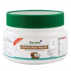Кокосовое масло Брака ,Рафинированное 300мл