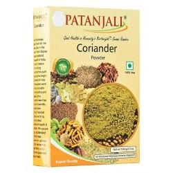 Кориандр Patanjali (Coriander Powder) 100гр.