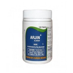 Арджин для сердца (Arjin ALARSIN), 100 таб