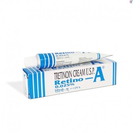 Ретин-А Третинион крем 0.025% (Retino-A Tretinion Cream U.S.P.), 20 г.