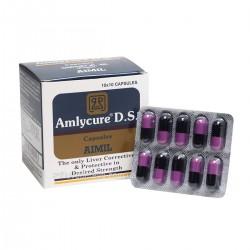 Амликар ДС - для восстаноления печени (Amlycure D.S. AIMIL), 20 кап./1 блистер