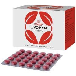 Ливомин для печени (Livomyn Charak), 30 таб/1 блистер