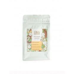 Indibird / Порошок-маска для волос Семена хны (Henna seeds powder) 200 г