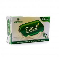 ELAADI Herbal Bath Soap, Nagarjuna (ЭЛАДИ арведическое мыло, Нагарджуна), 75 г.