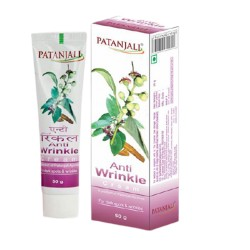 Крем для лица от морщин (Anti Wrinkle Cream PATANJALI), 50 гр