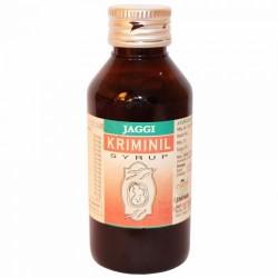 Криминил Антипаразитарный сироп (Kriminil Syrup JAGGI), 100 мл