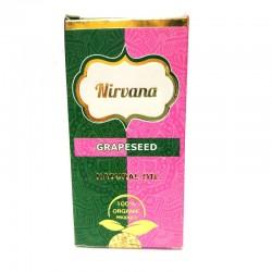 Grapeseed Natural Oil Nirvana (Виноградной косточки натуральное масло для наружного применения Нирвана) 30 мл