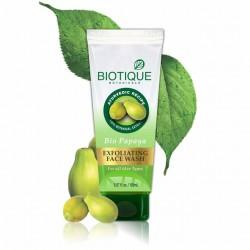 Отшелушивающий гель для умывания ,Bio Papaya exfoliating face wash