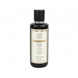 Масло для волос «Бринградж» KhadiHerbal Hair Oil Bhringraj KHADI), 210 мл