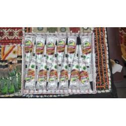 Паста-мехенди в конусах, 25 гр. белая