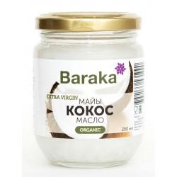 кокосовое масло БАРАКА 200 мл