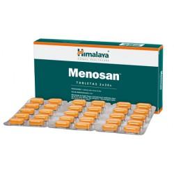 """Меносан"" при менопаузе и климаксе, 60 таблеток (Himalaya Menosan)"
