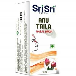 Ану Тайлам - Капли для носа и ушей (Anu Taila Sri Sri), 10 мл