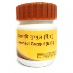 Лакшади Гуггул от боли в суставах (Lakshadi guggul PATANJALI), 40 таб