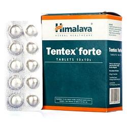 Тентекс Форте (Tentex Forte HIMALAYA), 100 таб. Для повышения сексуальной активности.