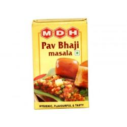 Приправа для овощей Пав Бхаджи Масала (Pav Bhaji Masala MDH), 100 г.