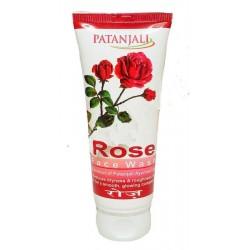 Гель для умывания Роза PATANJALI, 60мл.