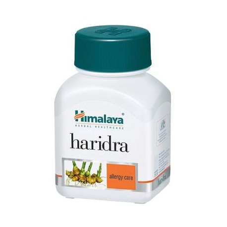 Харидра от аллергии (Haridra HIMALAYA), 60 кап.