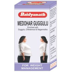 Медохар Гуггулу при избыточном весе BAIDYANATH, 120 таб.