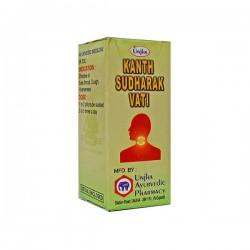 Кантх Судхарак Вати - таблетки от кашля UNJHA, 10 гр