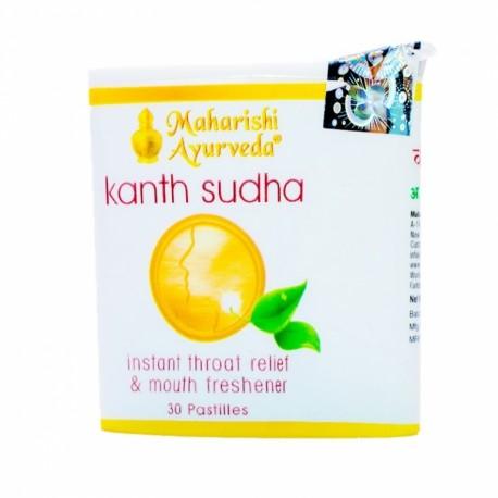 Кант Судха от боли в горле Maharishi Ayurveda, 30 драже