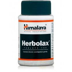 Герболакс - легкое слабительное (Herbolax HIMALAYA), 100 таб.