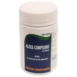 """Алоез Компаунд"" от Аларсин, 100 таблеток (Aloes Compaund Alarsin)"