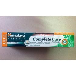 """Зубная паста """"Полный уход"""" (Complete Care HIMALAYA), 80г.+зуб.щетка"""