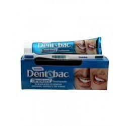 Зубная паста для курящих, Dentobak 170 г.+зуб.щетка