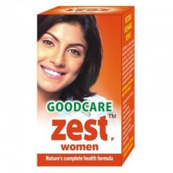 Натуральные Витамины для Женщин (ZEST Women GOOD CARE), 60 кап.